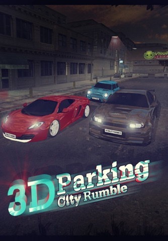 3D Parking: City Rumble - náhled
