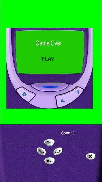 Classic Snake - Retro Game screenshot-4
