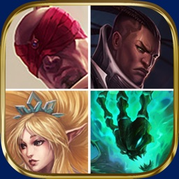 Trivia for League of Legends Fans: FREE quiz to name all lol champions