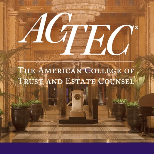 ACTEC 2014 Fall Meeting