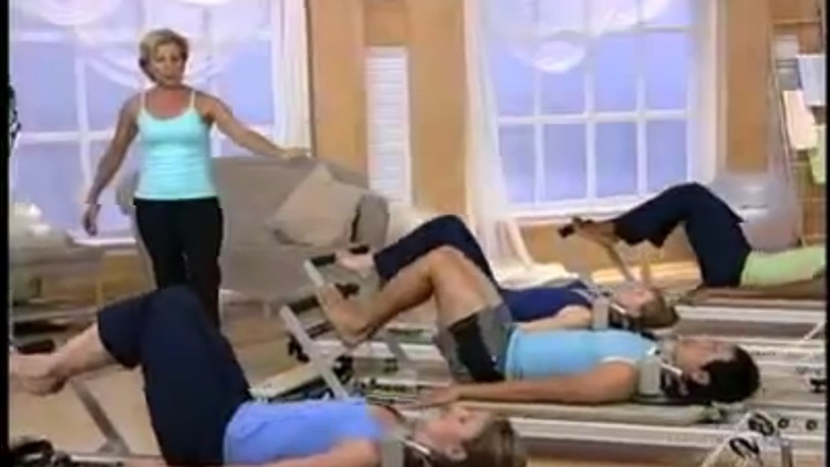 Pilates Reformer Master Class screenshot-2