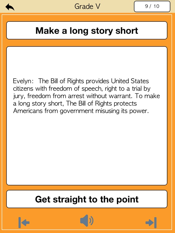 Idioms by Grade screenshot-4