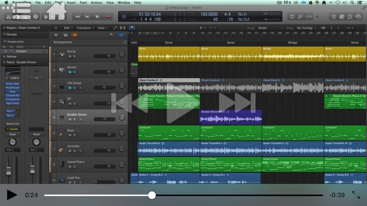 Course for GarageBand Everywhere and Beyond screenshot-3
