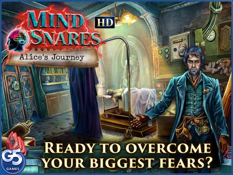 Mind Snares: Alice's Journey HD (Full) screenshot-0