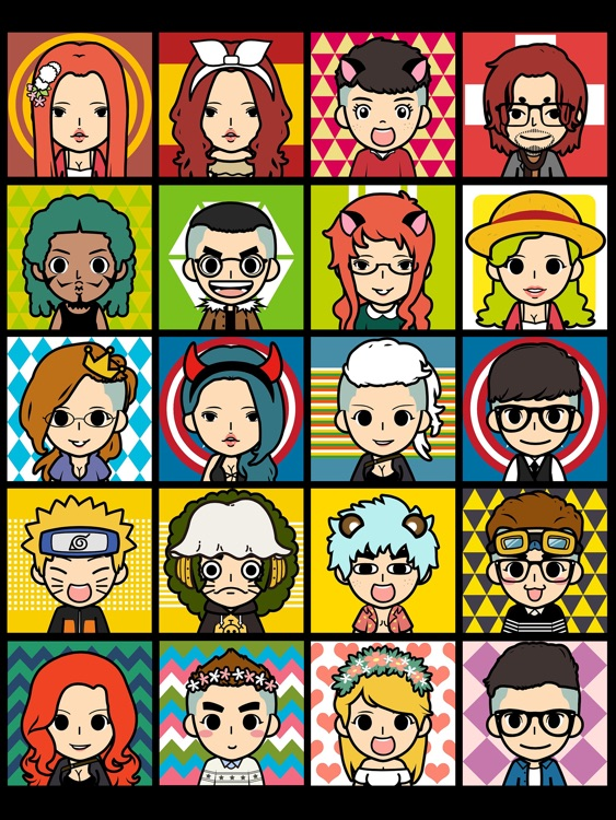 FaceQ HD screenshot-3