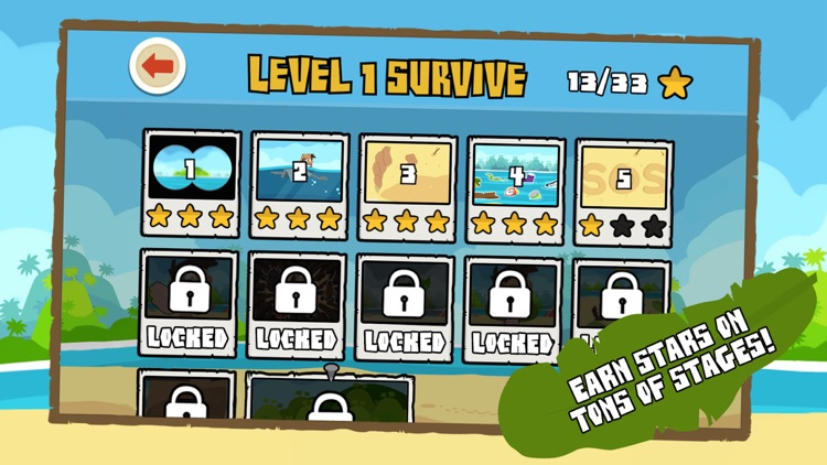 Island Escape - Stupid and Tricky Ways to Die Test screenshot-3