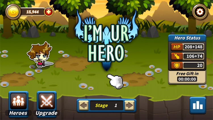 IMURHERO screenshot-0