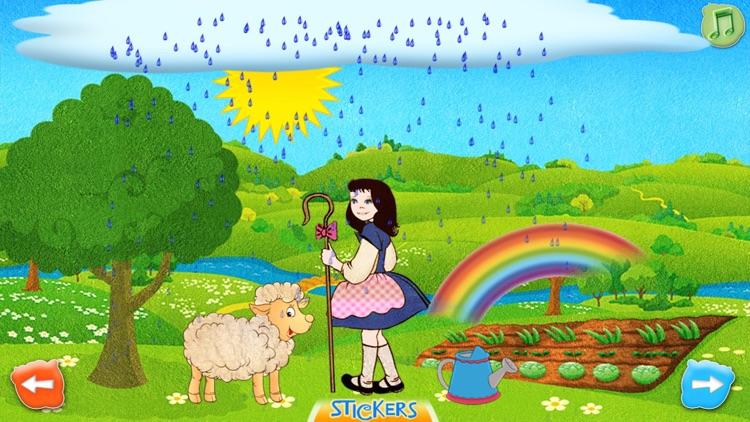 Mary Had A Little Lamb: Preschool Singalong screenshot-3
