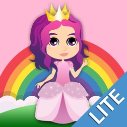 Princesses Lite: Real & Cartoon Princess Videos, Games, Photos, Books & Activities for Kids by Playrific