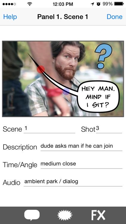 Storyboarder screenshot-3