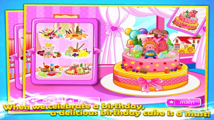 Birthday Cake Decorating screenshot-3