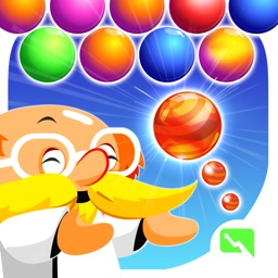 Bubble Lab Shooter 4
