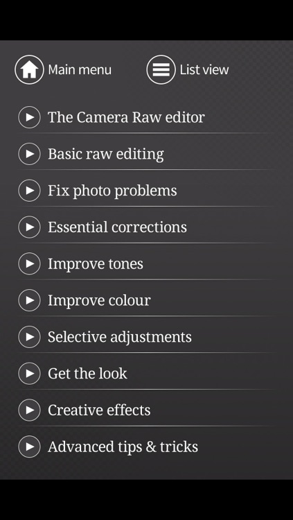 Teach yourself Raw in Photoshop screenshot-4