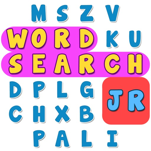 Word Search Jr. Puzzles - Crosswords Strictly for Kids