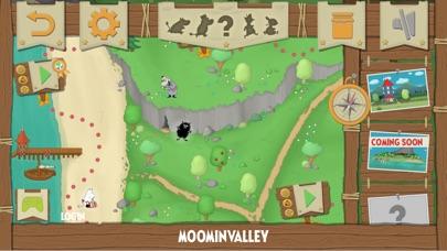 Moomin Adventures: Jam Run screenshot one