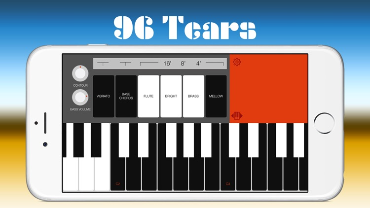 Combo Organ Model V screenshot-3