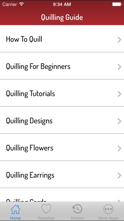 Quilling Guide - How To Quill