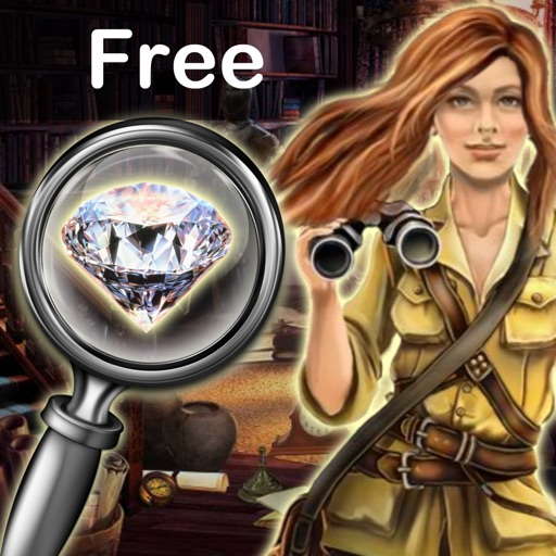 Amazon Treasure Hidden Objects