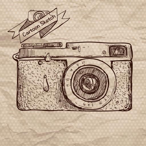 Cartoon Sketch Camera