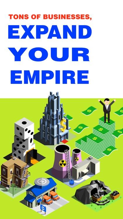 Trillionaire Mogul Capitalist - A Capitalism Tycoon Game