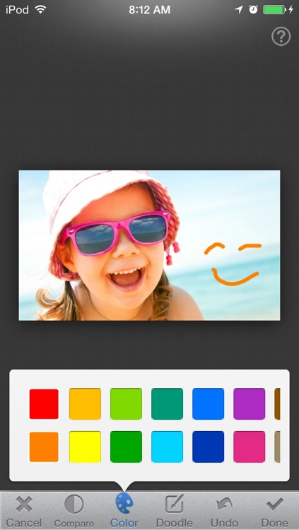 PhotoCool: Photo Editor, Effects, Filters and Frames for ig, fb, ps, flickr screenshot-4