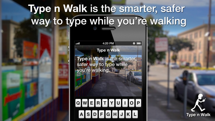 Type n Walk screenshot-0