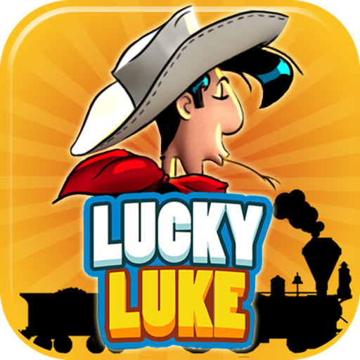 Transcontinental Railroad – Lucky Luke