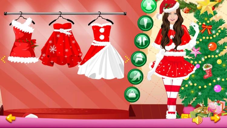 Dress Up - Christmas Girls