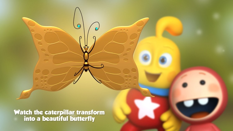 Caterpillar: TopIQ Story Book For Children in Preschool to Kindergarten HD screenshot-3
