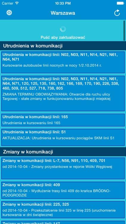 IKM - Informator Komunikacji Miejskiej Pro