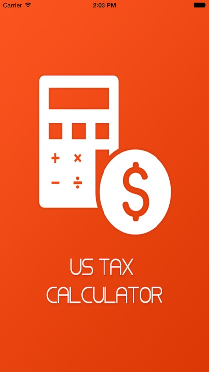 US TAX Calculator