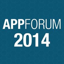 App Forum 2014