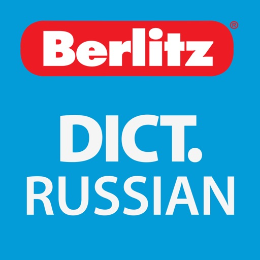 Russian - English Berlitz Basic Talking Dictionary icon