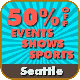 50% Off Seattle, Washington Events, Shows & Sports Guide by Wonderiffic ®