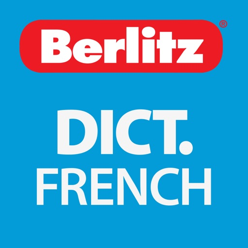 French - English Berlitz Standard Talking Dictionary
