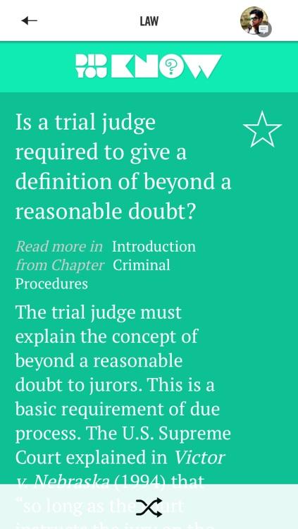 The Handy Law Answer Book screenshot-4
