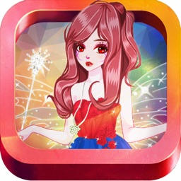 Dress Up Fairy Tale Princess - Fantasy Strawberry  Land Hidden Secrets Version