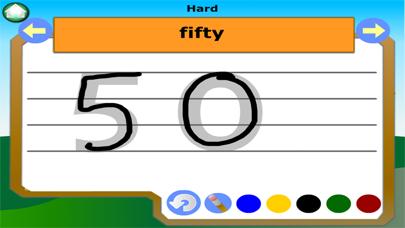Preschool Numbers Lite screenshot three