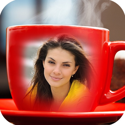 Coffee Cup frames iOS App