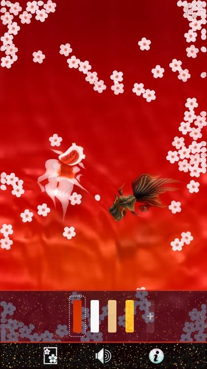 Wa Kingyo LE - Goldfish Pond screenshot-4