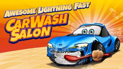 Awesome Lightning Fast Car Wash Salon and Auto Repair Game For Kids-0