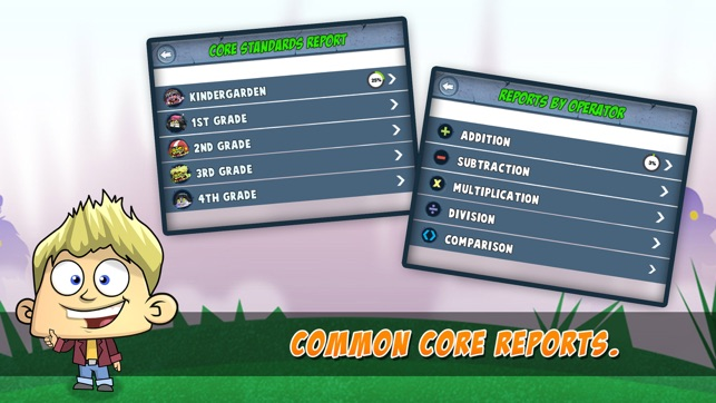 Math Vs Zombies - Math Games Grade K - 5 on the App Store