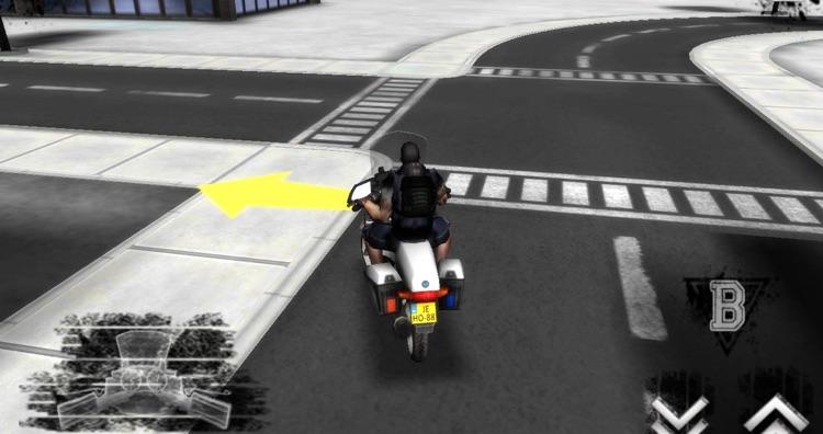 Easy Rider 3D City Bike Drive