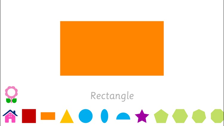 Shapes for Kids (Geometry Flashcards for Kindergarten Teachers and Students) Increase IQ, Develop Cognitive Skills in Autism for autistic children