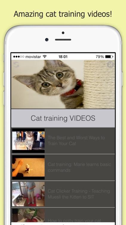 How You Can Train your Cat Free screenshot-3