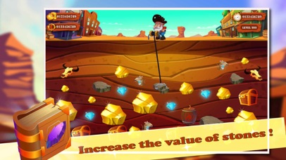 Crazy Gold Miner HD Edition Classic-4