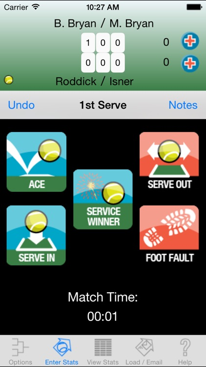 My Tennis Stats Lite screenshot-4