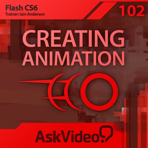 Course For Flash 102 - Creating Animation