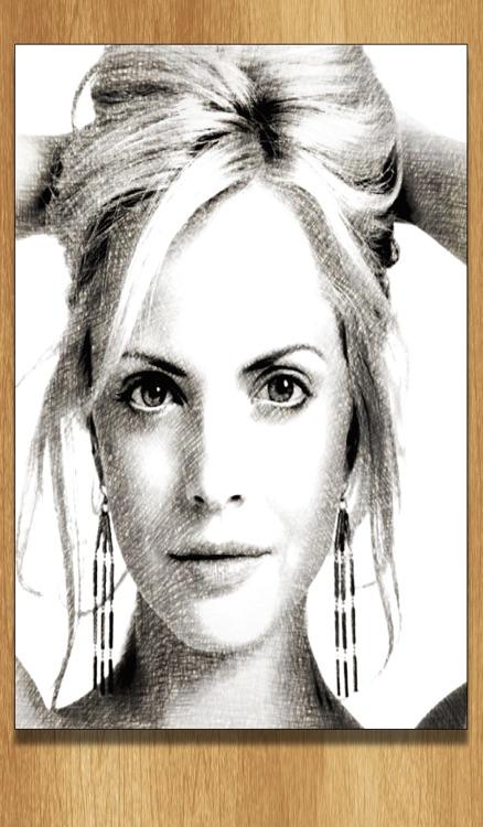 Photo Sketch - Pencil Drawing screenshot-4