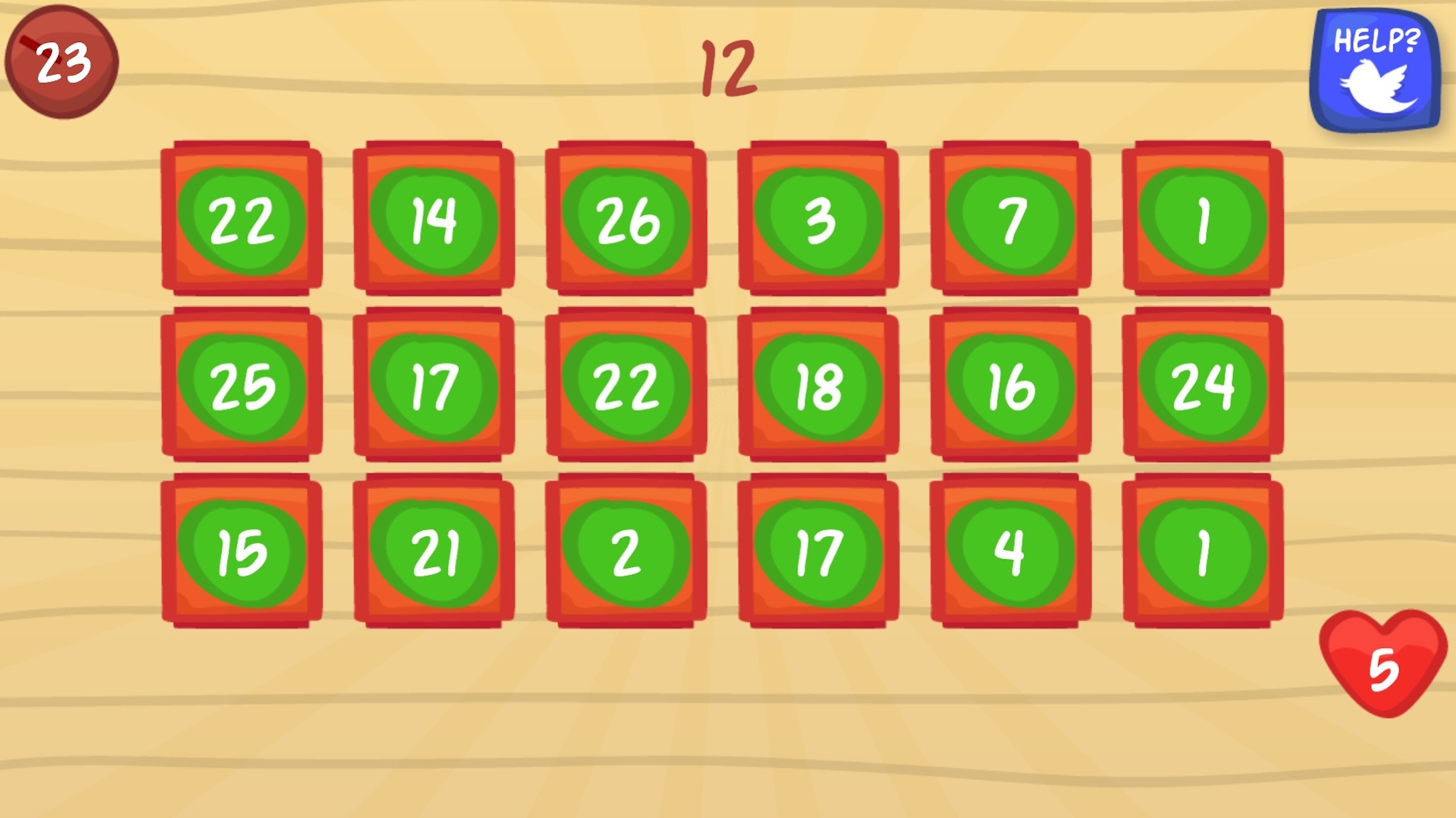 The Impossible Test 3 - Fun Free Trivia Game Screenshot